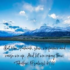 Raise Me When I Fall (Unmixed, Unmastered)Shabbat Shalom