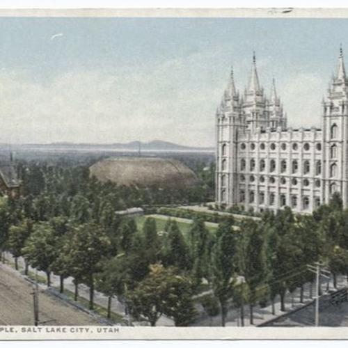 10.2 - Salt Lake City, UT History: realizing the utopian dreams of its founders