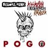 FALAFEL PUNK Feat AHARON Exoticon RAGOZA - POGO
