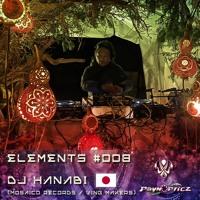 "DJ HANABI | JPN (Mosaico Records) :: PsynOpticz ""ELEMENTS"" Series #008"