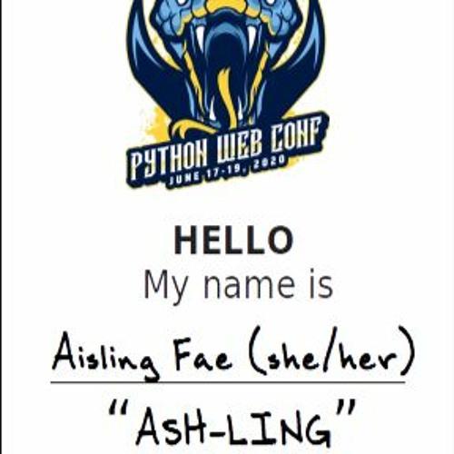 Aisling Fae Stern Cloud Engineer | 41
