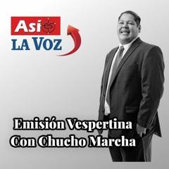 Emisión Vespertina de Así es la Voz en la Noticia del 15 de octubre del 2021