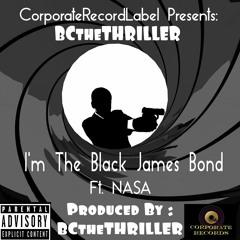 I'm The Black James Bond