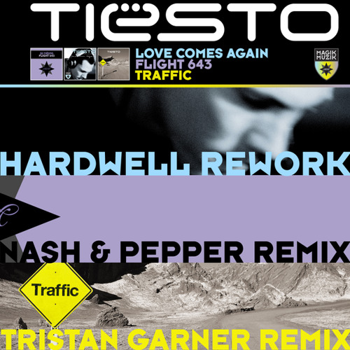 Love Comes Again (Hardwell Rework)