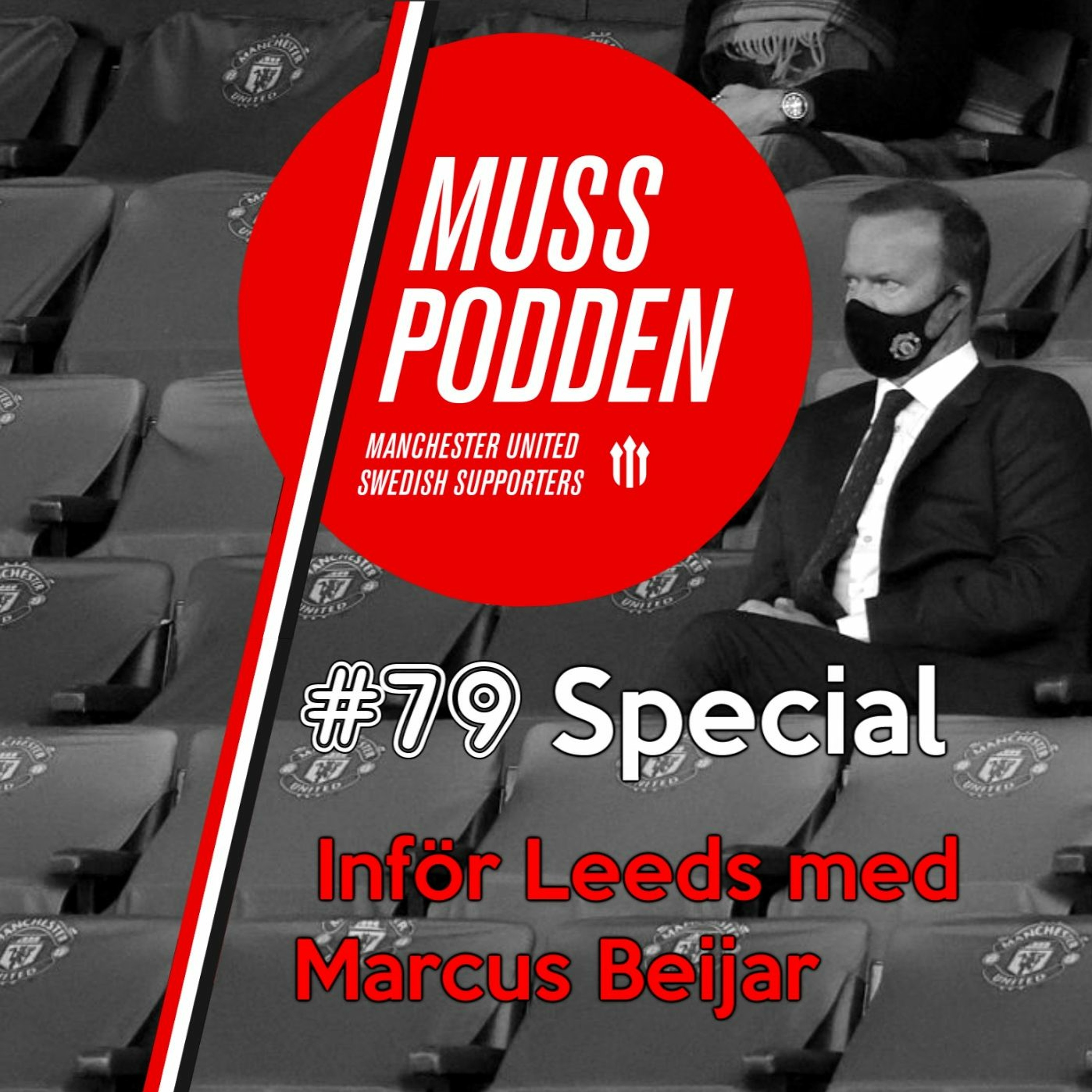 #79 Special – Superligan & Woodward OUT Med Marcus Beijar