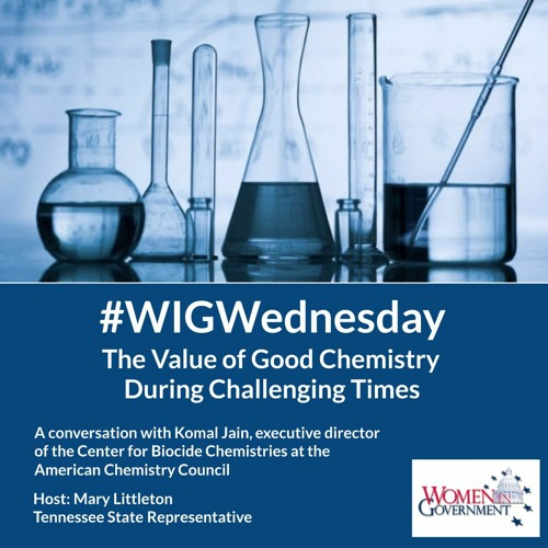 #WIGWednesday May 13: The Value of Good Chemistry During Challenging Times