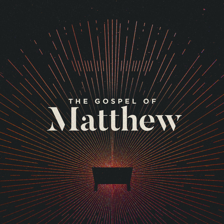 Matthew #14 - Jesus' Authority over Sickness (Matthew 8:1-17)