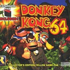 Mine Cart Carnage - Donkey Kong 64 (SiIvagunner)