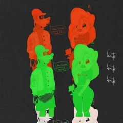 """Tribe Called Quest & Floetry """"Yes, Bonita"""" (King Most Redirection)"""