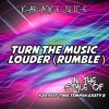 Turn The Music Louder (Rumble) (Instrumental Mix)