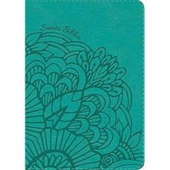 [ PDF ] Ebook RVR 1960 Biblia Letra Gigante aqua, símil piel (Spanish Edition) #P.D.F. FREE DOWNLOA