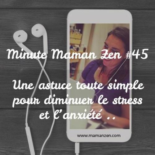 Minute Maman Zen #45 - Diète Médiatique