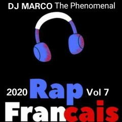 DJ MARCO - TRAP x DRILL FR  #7 ( 2020 - 2021 )