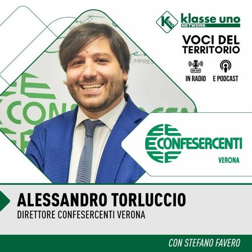 Alessandro Torluccio - Confesercenti Verona