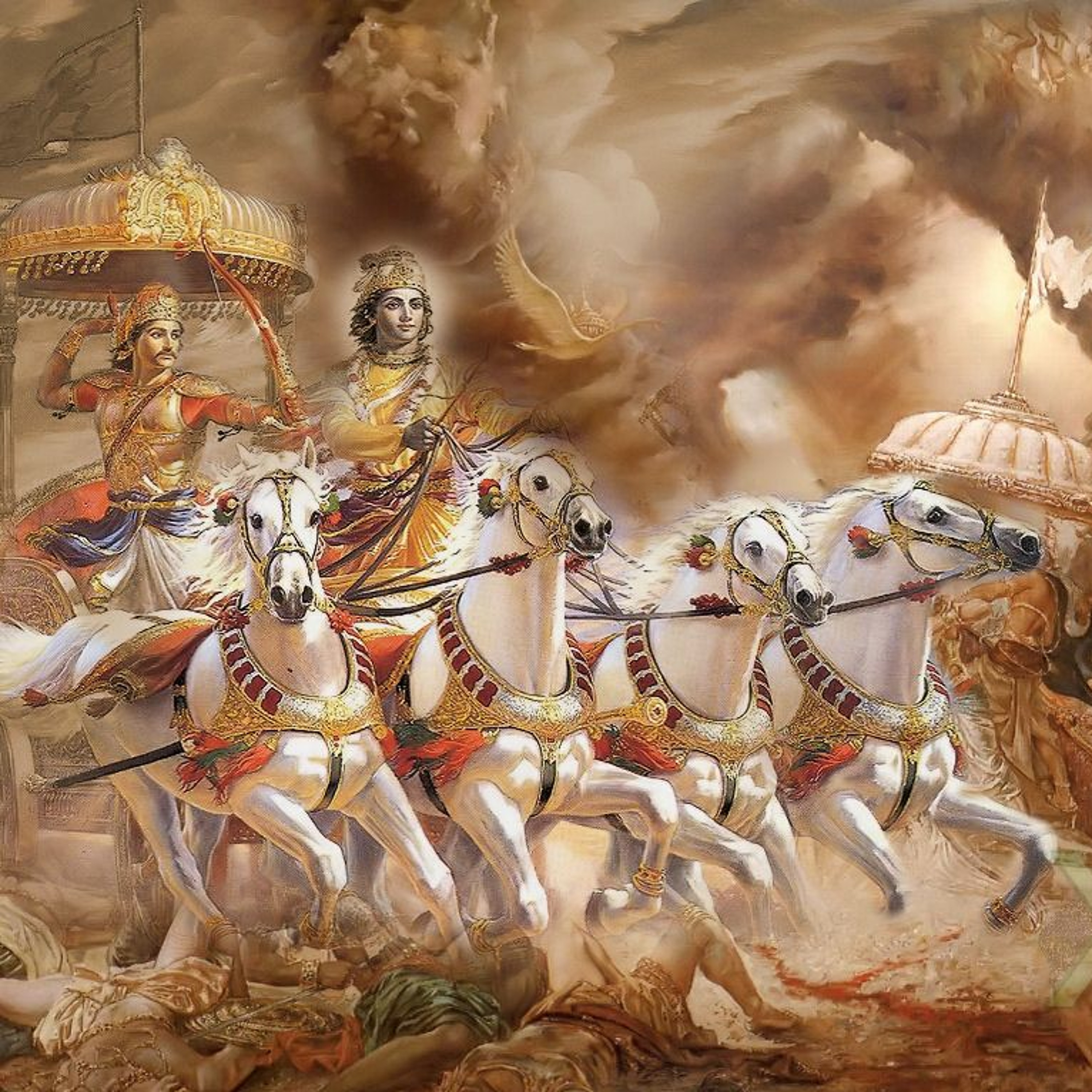 42. Bhagavad Gita | Chapter 3 Overview & Verse 43 | Swami Sarvapriyananda