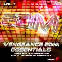 www.vengeance-sound.com - Samplepack - EDM Essentials Vol.3 Demo