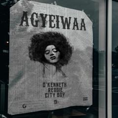 O'Kenneth ft Reggie & City Boy - Agyeiwaa (www.gillyweb.com)