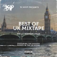 BEST OF UK MIXTAPE 2021   Drill, Hiphop & Trap   Digga D, Dave, Tion Wayne, Arrdee, NSG, Russ