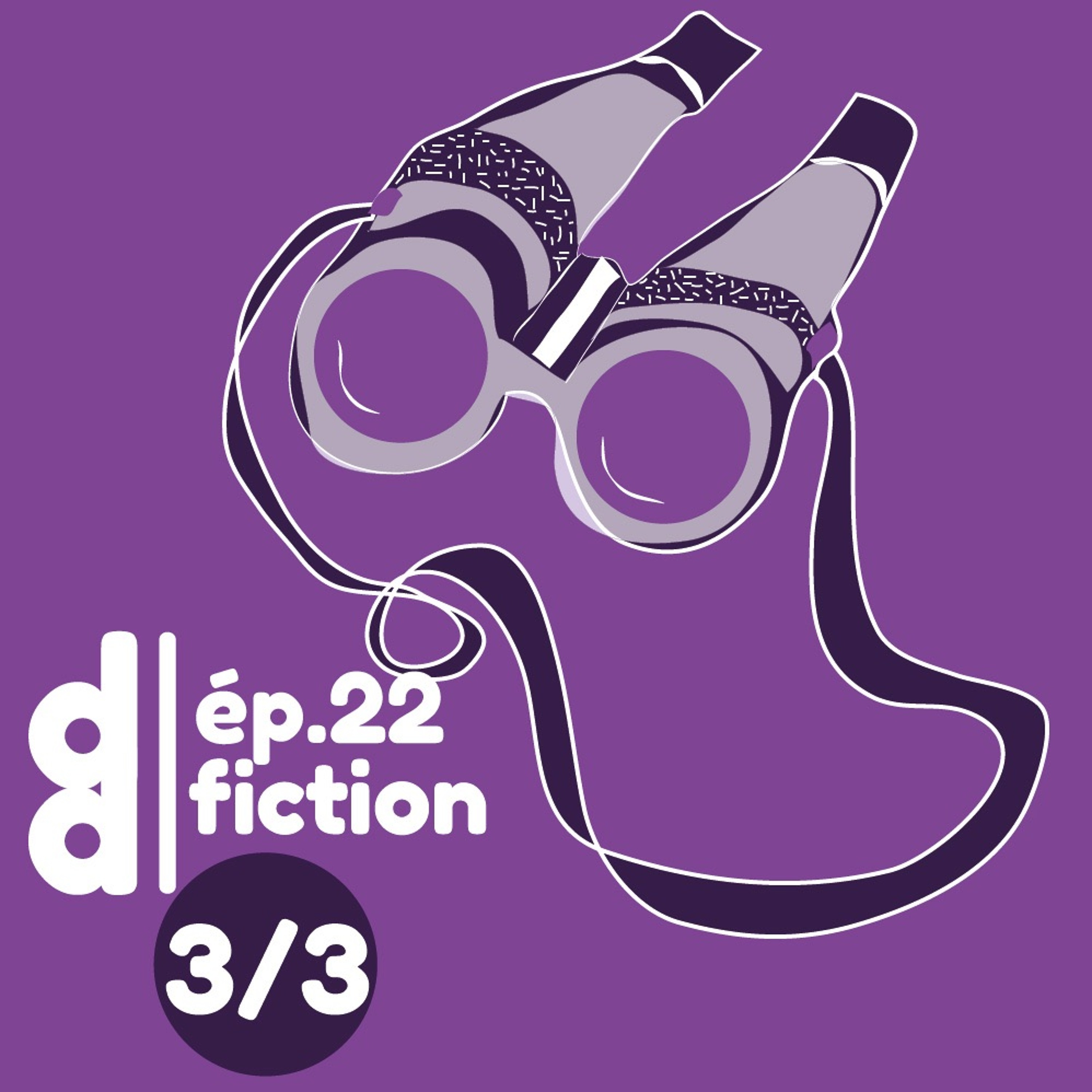 DESSIN DESSEIN // EP22 Fiction - Partie 3 : Design Friction, le dé-centrement au centre