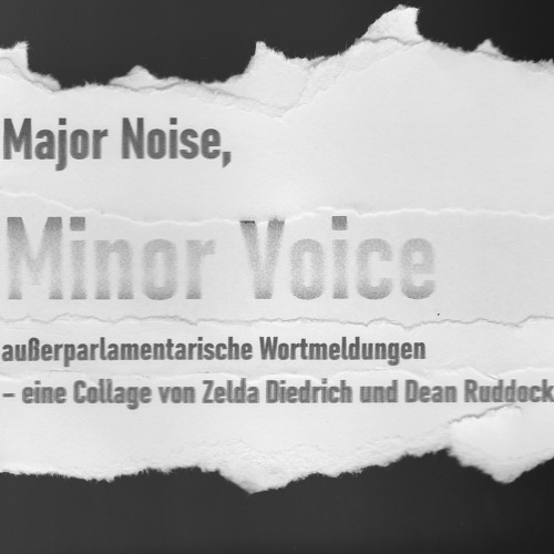Major Noise, Minor Voice