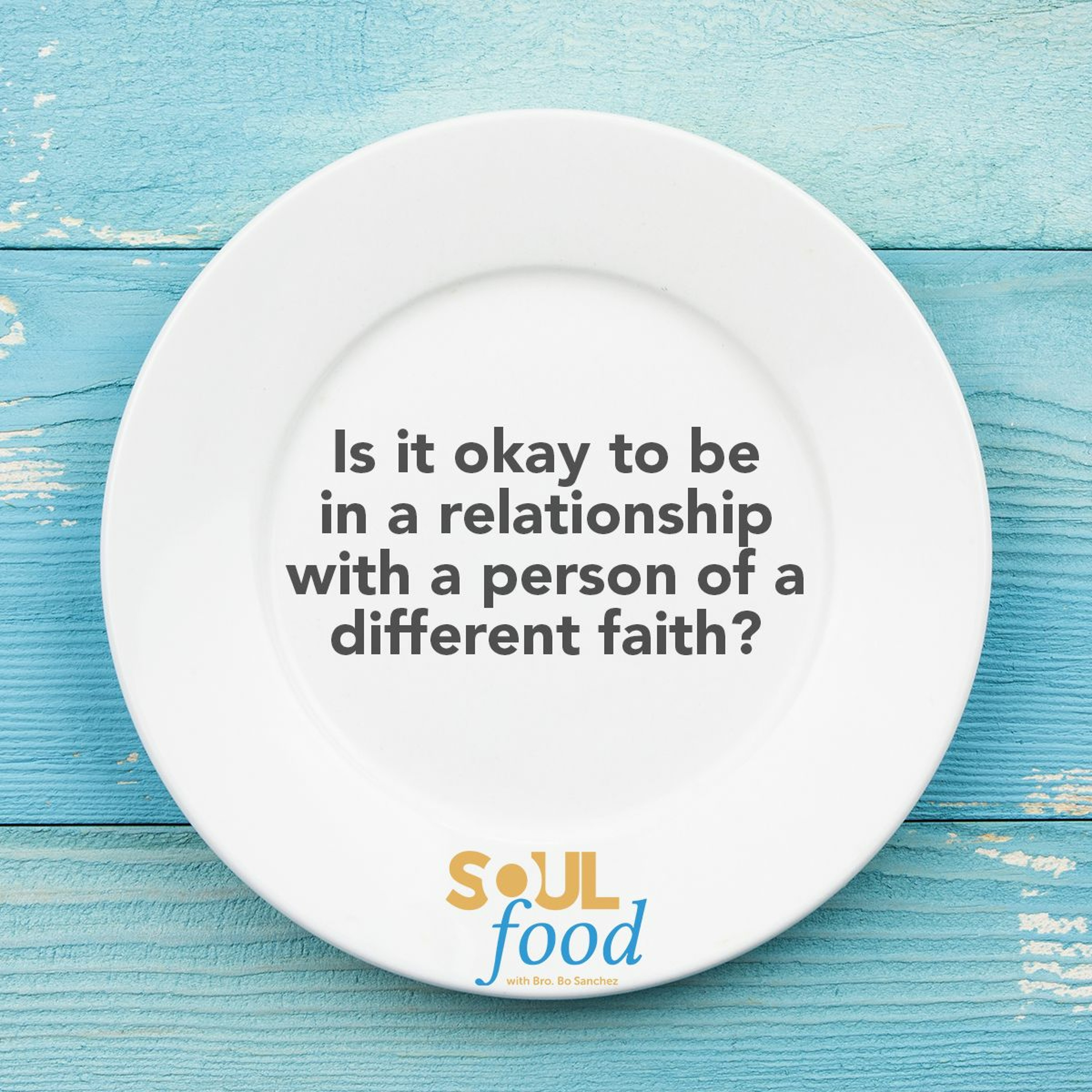 Soul Food S01E35 Is it okay to be in a relationship with a person of a different faith?