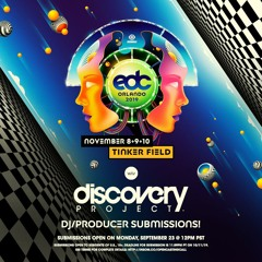 EDC Orlando Discovery Project DJ Mix