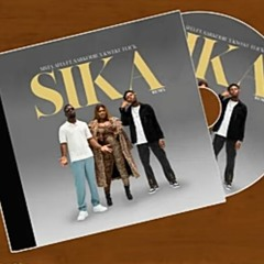Sista Afia - SIKA REMIX (ft. Sarkodie & Kweku Flick) (Audio Slide)