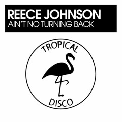 LV Premier - Reece Johnson - Ain't No Turning Back [Tropical Disco Records]
