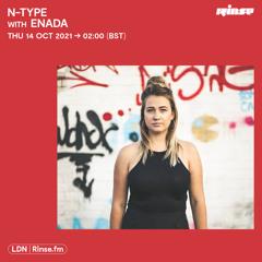 N-Type with Enada - 14 October 2021