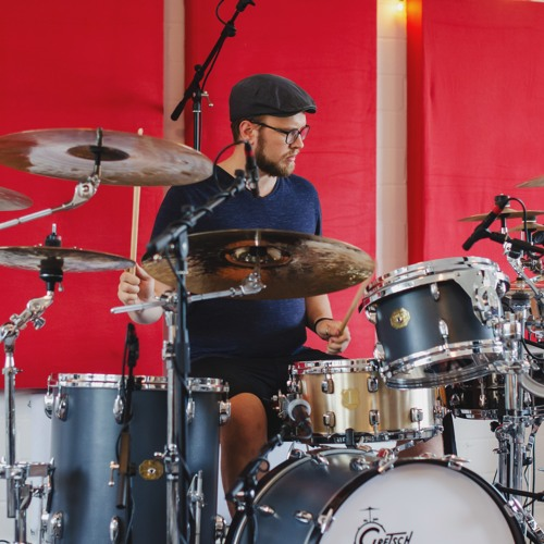 Online Drum Recording Portfolio