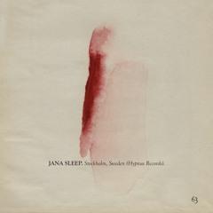 Page 63: Jana Sleep