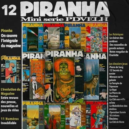 Mini Serie Piranha