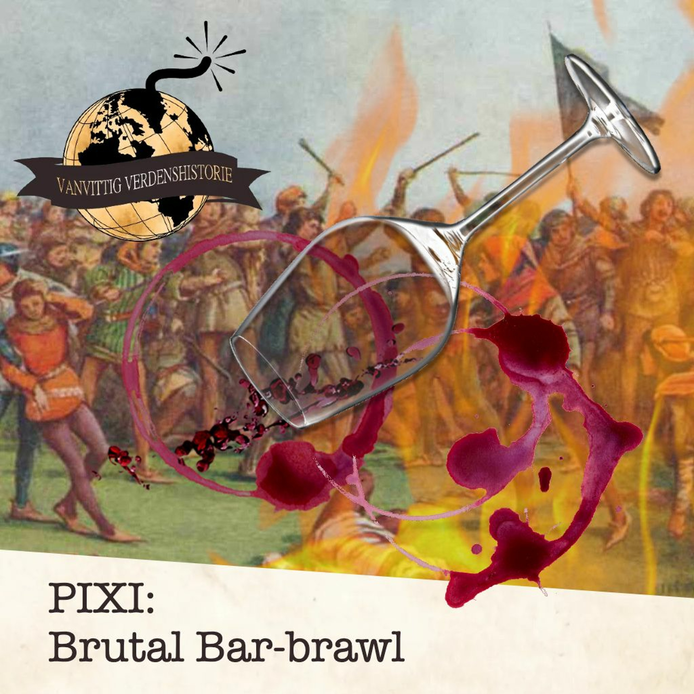 PIXI: Brutal Bar-brawl