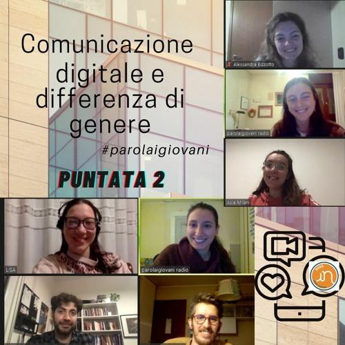 Parità di genere e comunicazione digitale - Prof. Scarcelli