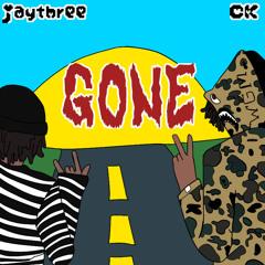 Jxythree- Gone! Ft. Ckwrld (Prod. igy watkins)