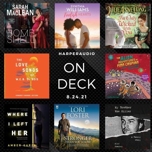 On Deck - Audiobooks on sale 8.24.21