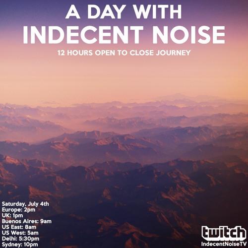 Indecent Noise - 12 Hours Open To Close (Part 2 - Techno Stimulation)