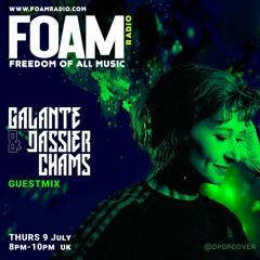 Bass & SpanishBreaks - FOAM Radio 09Jul