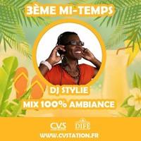 "DJ STYLIE - LA 3EME MI-TEMPS DU 19.11.20 - ""GOUYAD, KIZOMBA, BELE, ZOUK RETRO & FRANCKY VINCENT"""