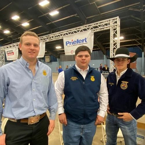 Episode 24- Jerry Renshaw and Ag Mechanics Contestants at 2020 Oklahoma Youth Expo