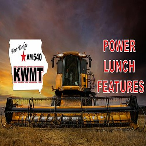 KWMT POWER LUNCH FEATURE - Kelvin Leibold - Tuesday June 22nd