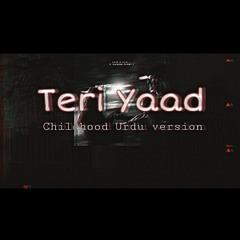 Teri Yaad | Official Audio | Rizo