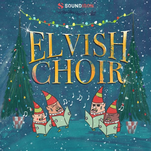 Chris Cutting - Laughing All The Way (Library Only) - Soundiron Elvish Choir