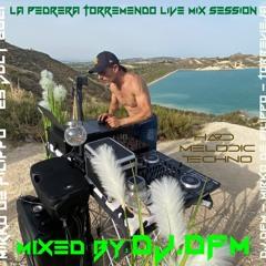 La Pedrera Torremendo Live Mix Session - By Dj.DFM Hard Melodic Techno & Voices