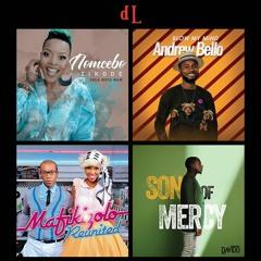Afro Moves 3 [Ft. Nomcebo Zikode/D'Banj/Tenor/MHD/Y Du V/Mafikizolo/Davido/Tinashe/BanaC4/Flavour..]