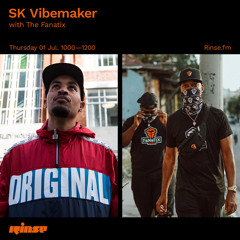 SK Vibemaker with The Fanatix - 01 July 2021