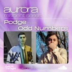 Podge Invites Odd Numbers