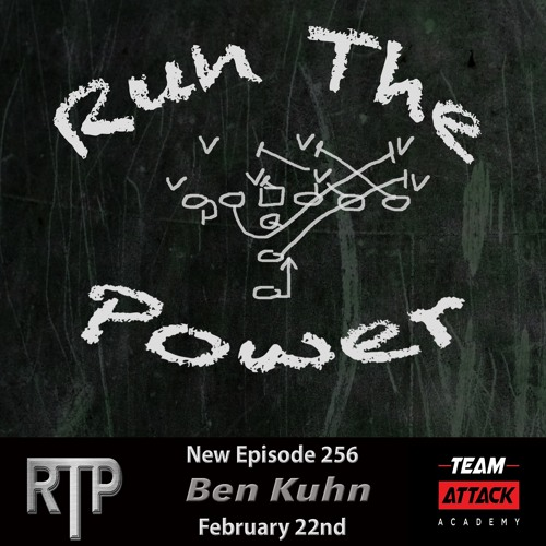 Ben Kuhn - Going from OL Coach to OC Ep. 256