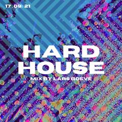 Hard House - Mix 17/09/21