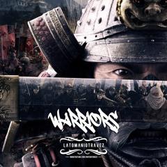 """WARRIORS"" Boom Bap Type Instrumental 90BPM"